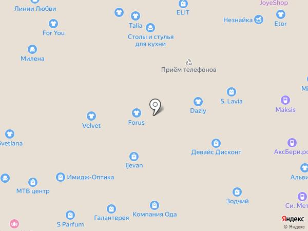 MMA imperia на карте Чебоксар