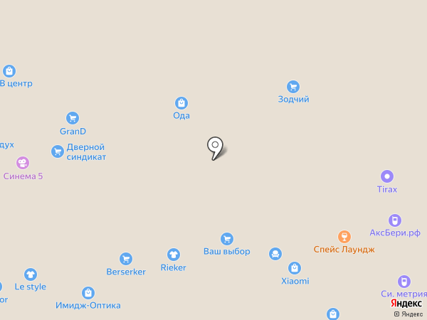 Ваш выбор на карте Чебоксар