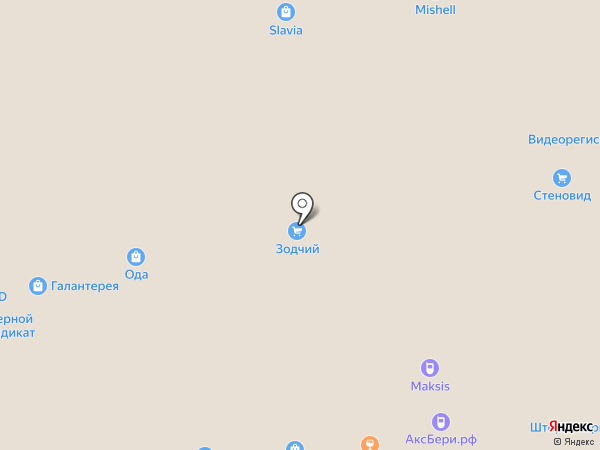 Магазин кожгалантереи на карте Чебоксар