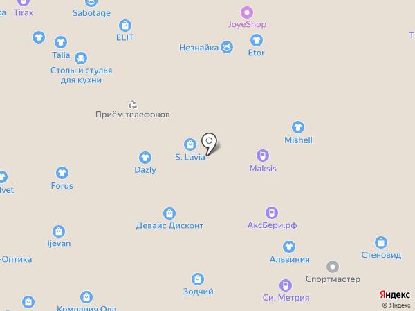 Магазин картин по номерам на карте Чебоксар