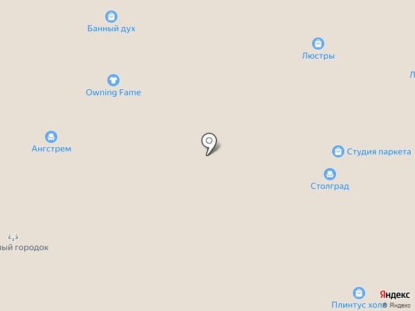 Салон мебели на карте Чебоксар