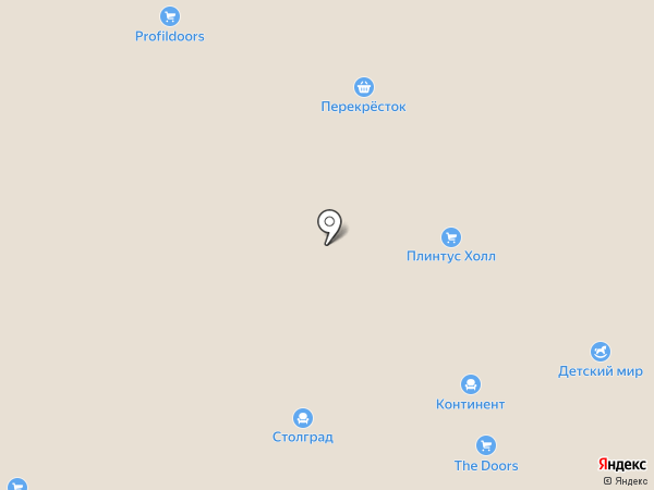 Остров Сокровищ на карте Чебоксар