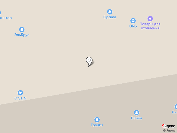 Кураж на карте Чебоксар
