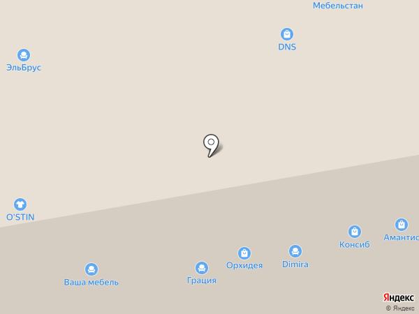 Любимый дом на карте Чебоксар