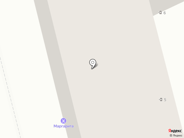 Ремонтная мастерская на карте Чебоксар