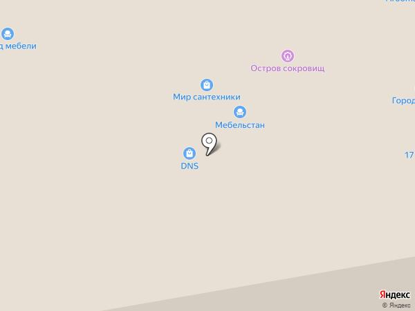 Салон мужской одежды на карте Чебоксар