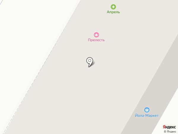 Веселый малыш на карте Чебоксар