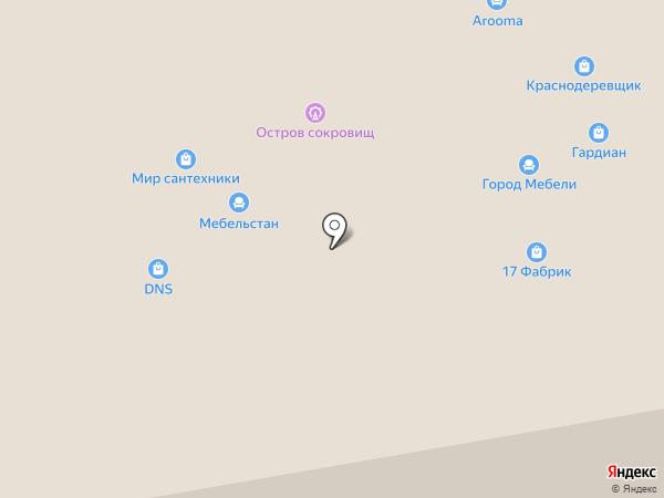 Салон мужской обуви на карте Чебоксар