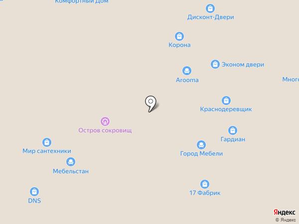 Декор Стиль на карте Чебоксар