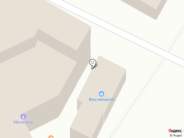 Ваш овощной на карте Чебоксар