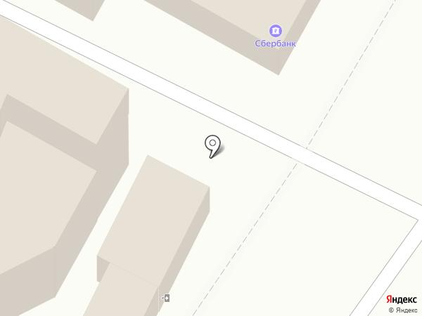 Киоск по продаже печатной продукции на карте Чебоксар