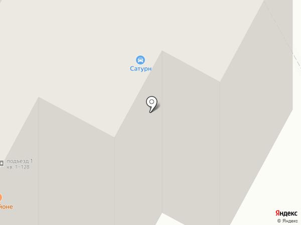 Эконом-Страхование на карте Чебоксар
