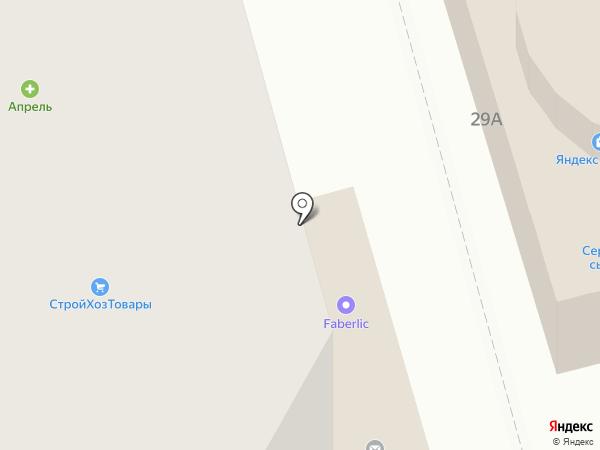 АКВАПРОМ на карте Чебоксар