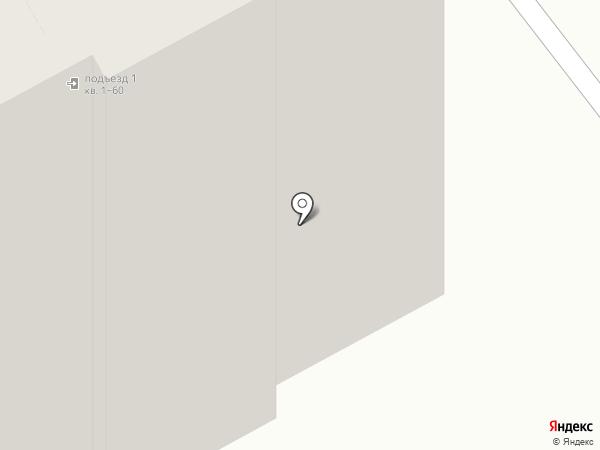 Строительный трест №3, ЗАО на карте Чебоксар