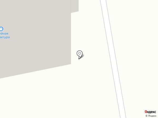 Парэт на карте Чебоксар