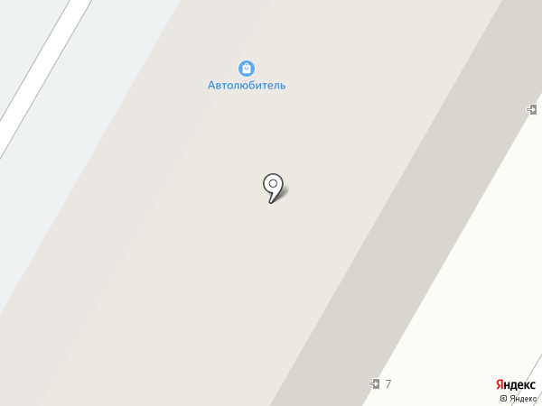 AVTOSVET21.RU на карте Чебоксар
