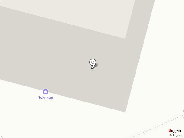 ТЭК Золтех на карте Чебоксар