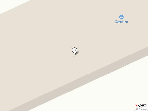 Энежъ на карте Чебоксар