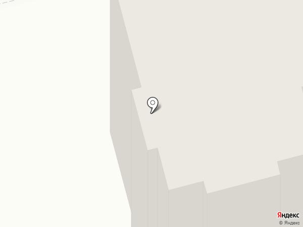 Бунгало на карте Чебоксар