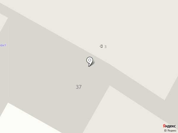 Золотофф на карте Чебоксар