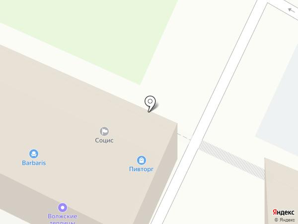 ПивТорг на карте Чебоксар