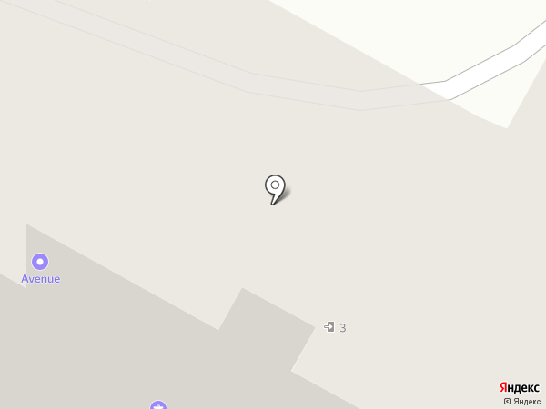 Стрелка21 на карте Чебоксар