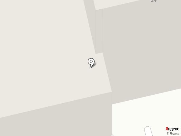Аурум Оазис Люкс на карте Чебоксар