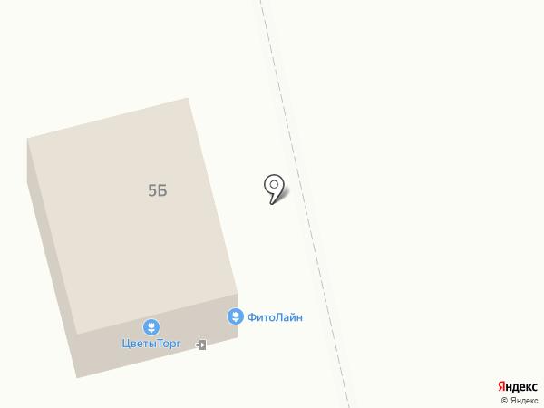 ЦВЕТЫторг на карте Чебоксар