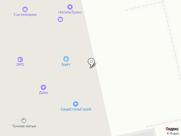 Стайер на карте Чебоксар