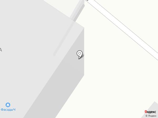 Трейд-авто на карте Чебоксар