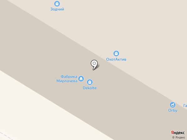 Button Blue на карте Чебоксар