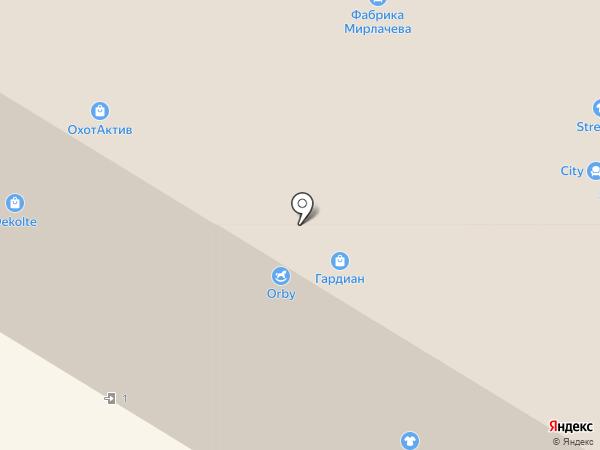 Biosea на карте Чебоксар