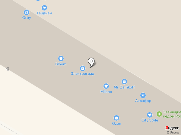 Askona на карте Чебоксар