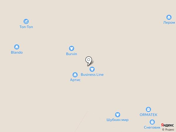Tom Tailor на карте Чебоксар