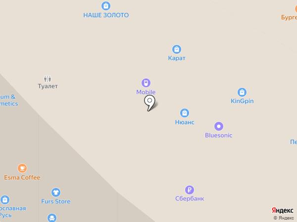 Beautiful на карте Чебоксар