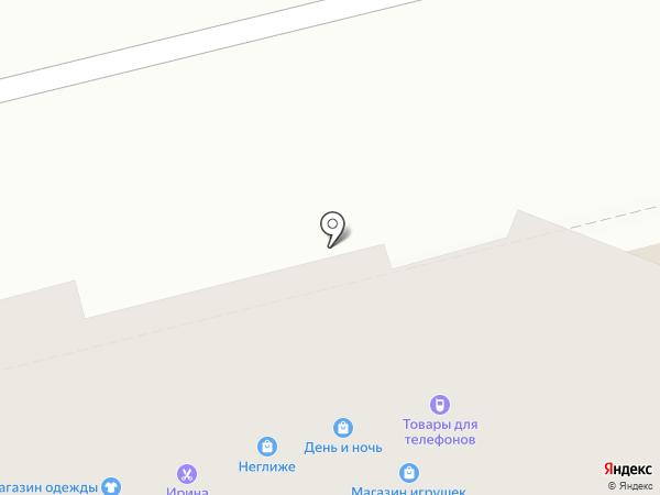 Ника-М на карте Чебоксар