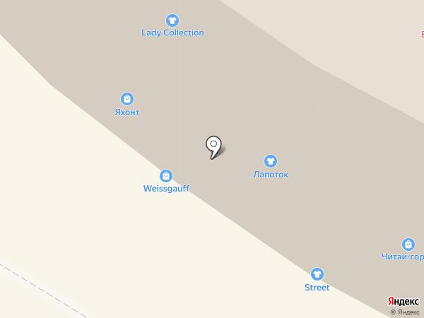 Cronos на карте Чебоксар