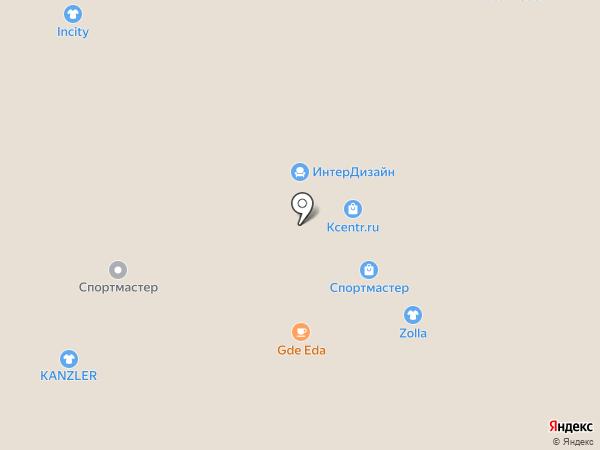 Корпорация Центр на карте Чебоксар