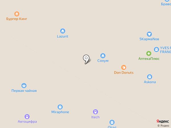 Мобилком на карте Чебоксар