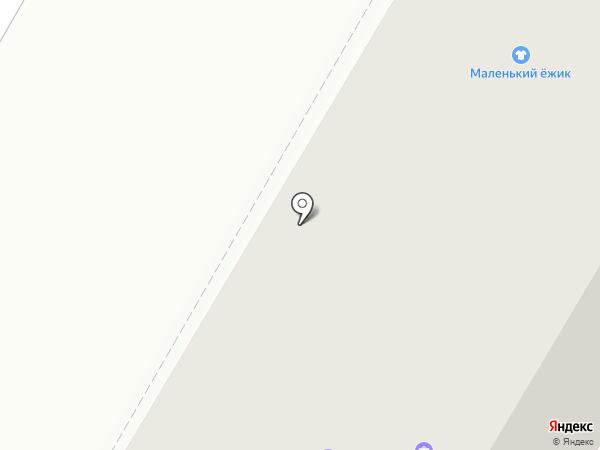 ФОКС-СПБ на карте Чебоксар