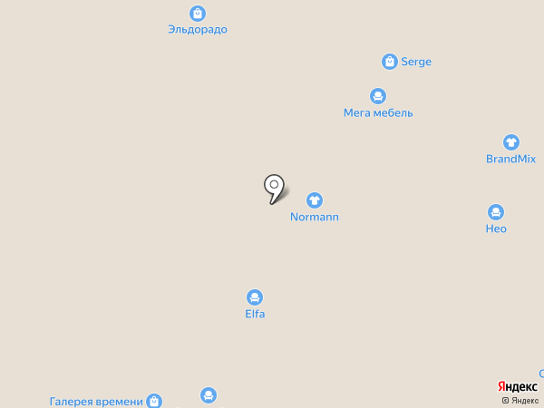 Магазин товаров из Перу и Монголии на карте Чебоксар