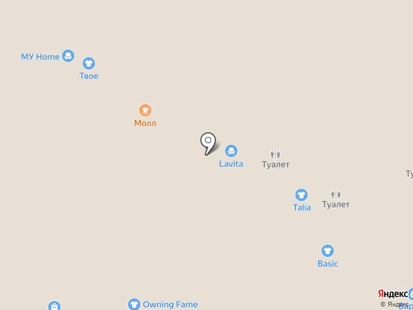 Comfort на карте Чебоксар
