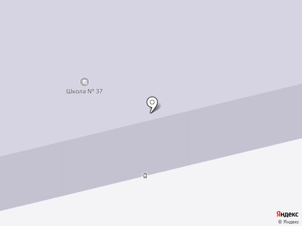 Арабекс на карте Чебоксар