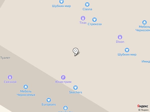 NETBYNET на карте Чебоксар