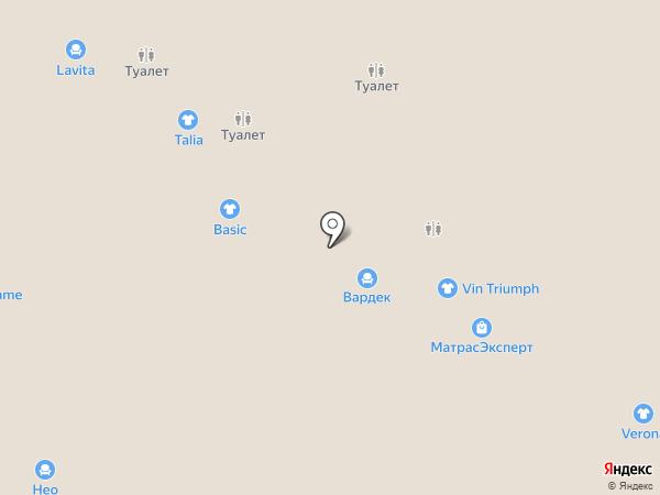 Popular на карте Чебоксар