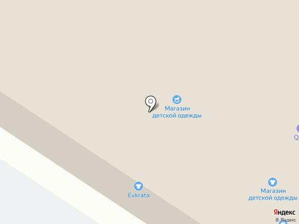 Кристалл на карте Чебоксар