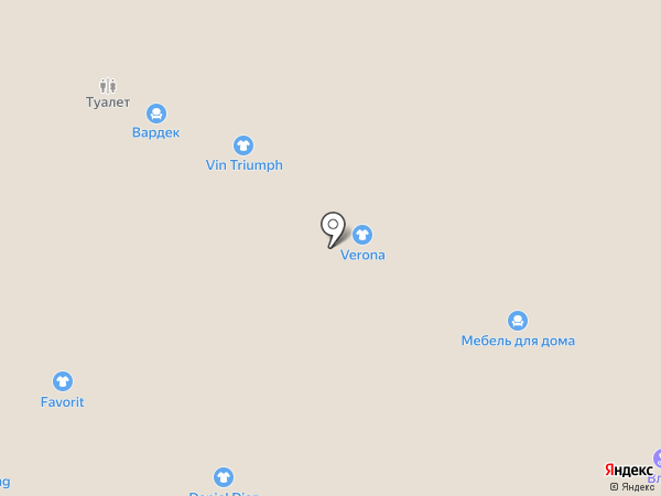 Posioit на карте Чебоксар