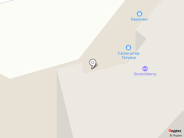 Своя пекарня на карте Чебоксар