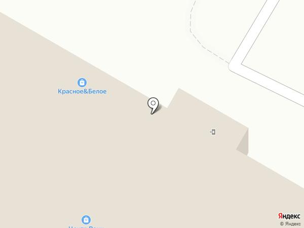 Центр ванн на карте Чебоксар