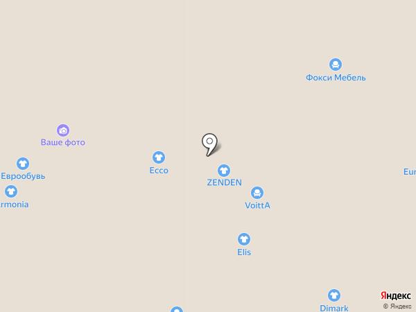 Zenden на карте Чебоксар
